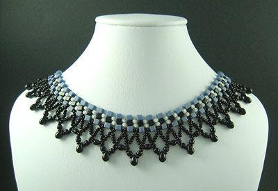 Twilight necklace Jewelry Bead Weaving Bracelets Pinterest