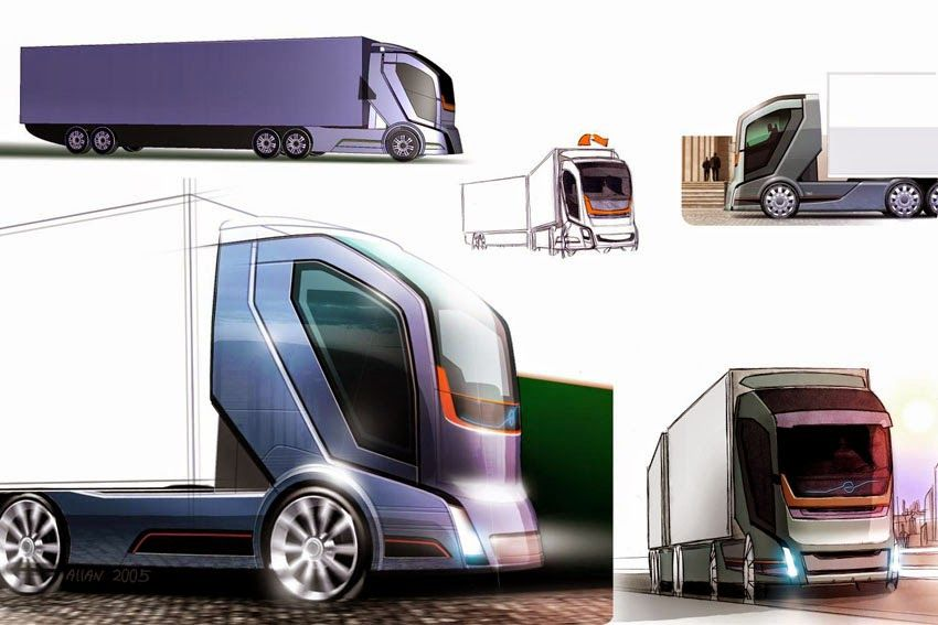 Volvo Trucks Launches Truck Of The Future 2050 Design Competition Wheelsology Com World Of Wheels Volvo Trucks Volvo Volvo Wagon