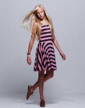 Nia Dress Pavement United Brands