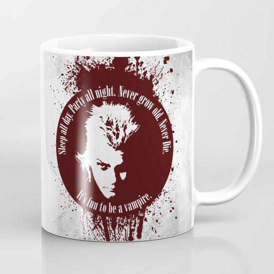 I love 80 Horror Halloween White Mug Coffee Tea Cup Gift Mug