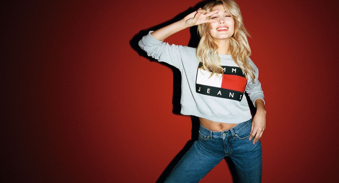 fc127511 It's the drop date for the exclusive Tommy Hilfiger collaboration! Shop  denim, sandy tones and the latest sneakers at Urban Outfitters.