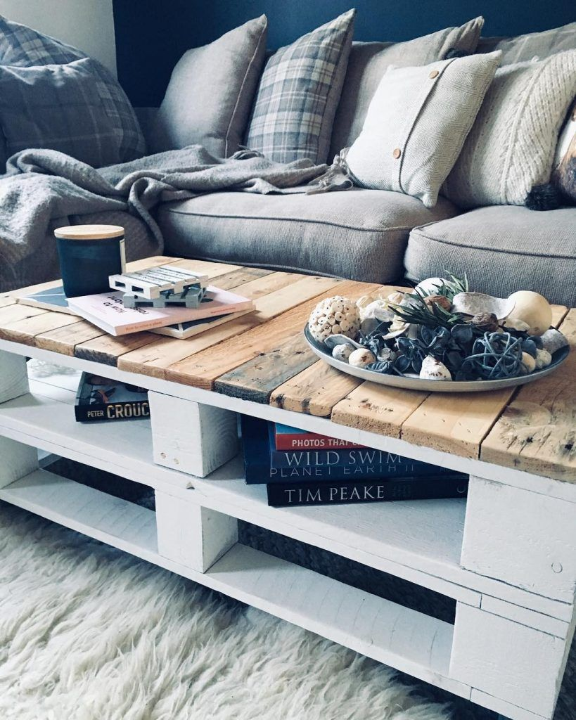 40 Best Trendy Pallet Tables 2019 2020 Pallet Furniture Coffee