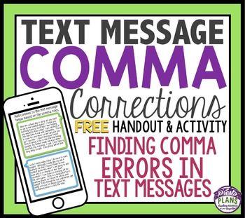 Commas Stop Cannibalism