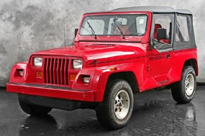 Jeep Yj Wrangler Renegade Pictures Jeeps Jeep Yj Yj Wrangler Jeep Wrangler Yj
