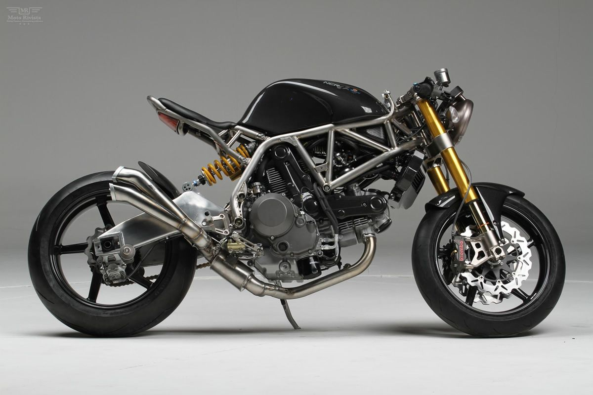 Ducati Ncr M4 And Ncr M4 One Shot By Ncr Ducati Monster