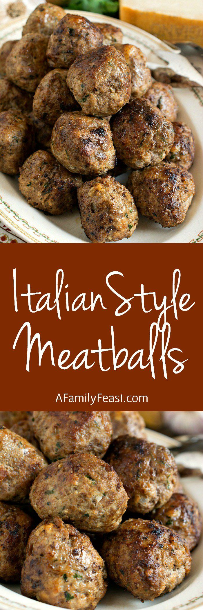 how to make italian sauce for meatballs