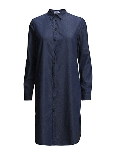 filippa k chambray shirt dress