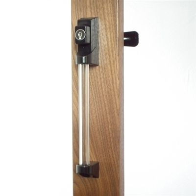 Lucite Black Handle Set Home And Garden Storm Door Handle Door Handles Storm Door Hardware