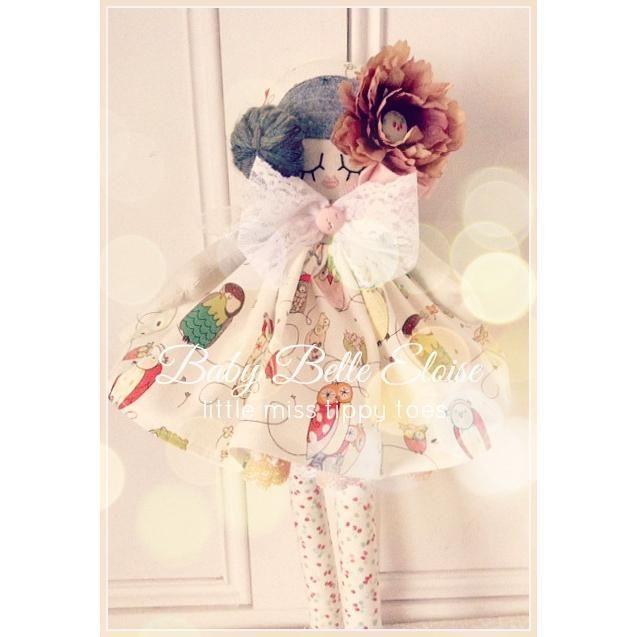 $225 Baby Belle Eloise by NatalieCreating on Handmade Australia