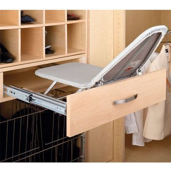 This Is A Drawer With A Fold Out Ironing Board This Is Perfect