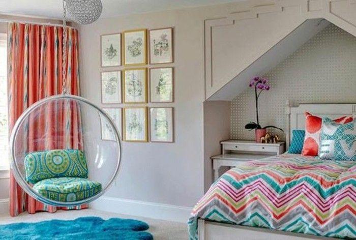 120 idées pour la chambre d\u0027ado unique! Design room and Room