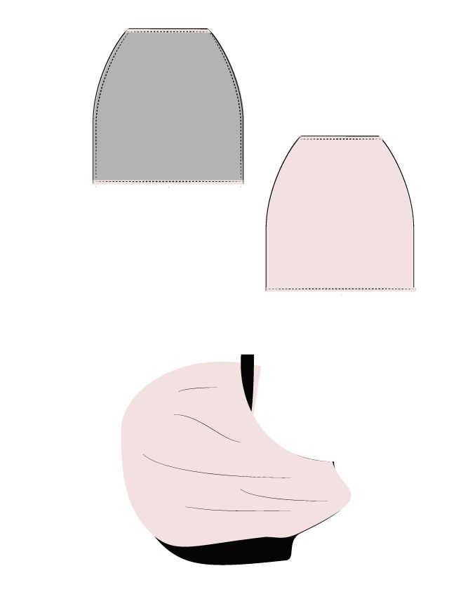 stretchy car seat cover pattern (FREE | bebes | Pinterest | Bebe ...
