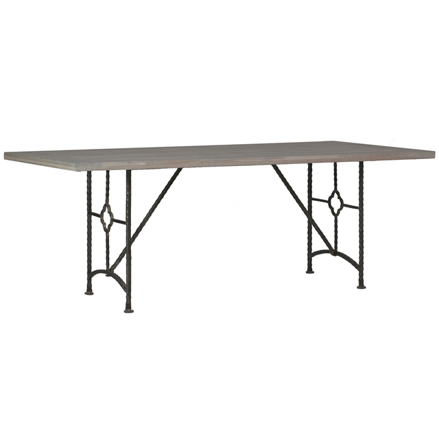 Gabby Zinnia Dining Table Eclectic Dining Tables Antique Dining