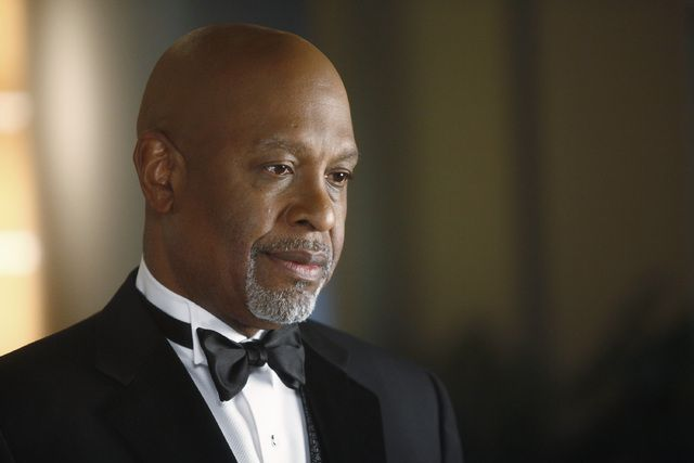 """James Pickens, Jr. on Grey's Anatomy from """"One Step Too Far""""."""