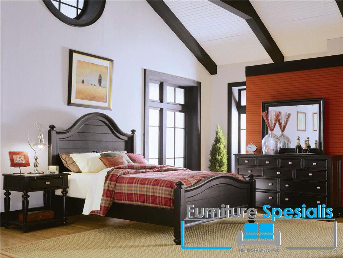 Set R Tidur Modern Ballmond Klasik Merupakan Furniture Yang Diproduksi Oleh Spesialis Dengan Menggunakan