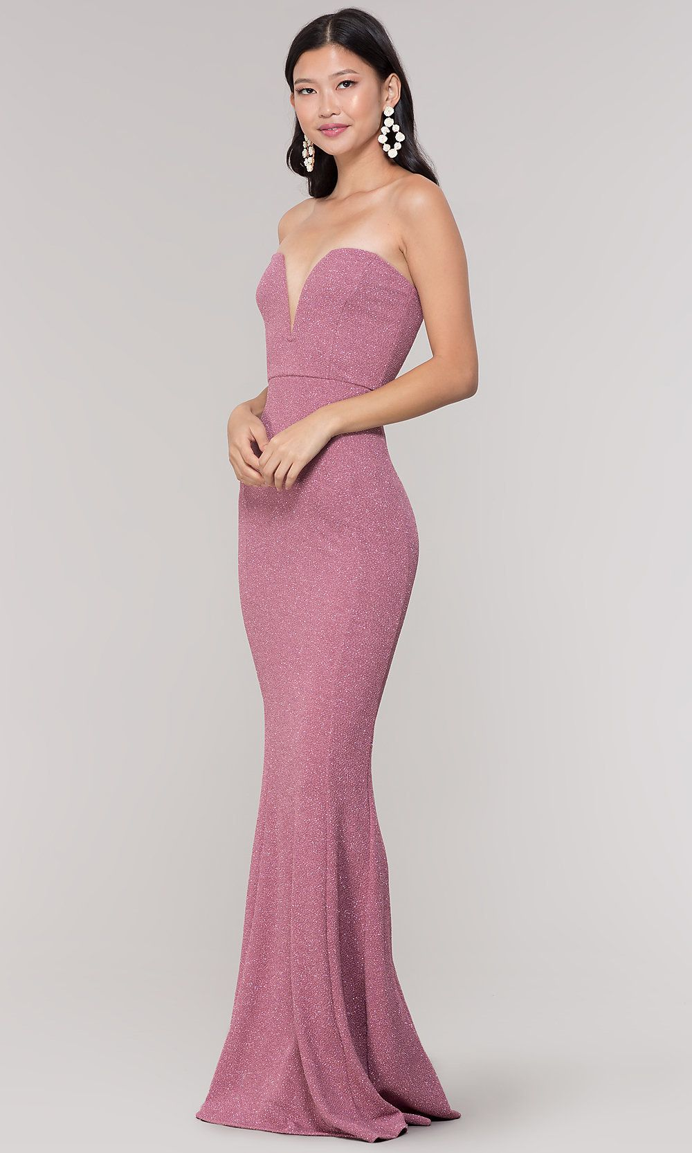 Strapless Deep Sweetheart Long Mermaid Prom Dress Prom Dresses Long Mermaid Mermaid Prom Dresses Strapless Prom Dresses [ 1666 x 1000 Pixel ]