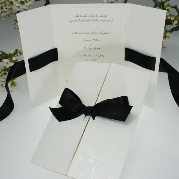 Handmade Wedding Invitations Ideas Addicfashion