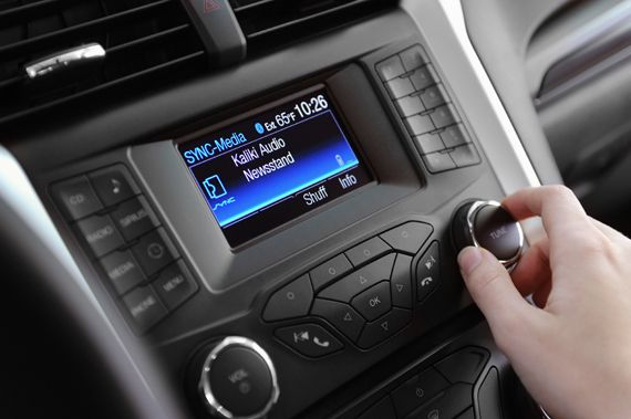 Ford SYNC Kaliki App will read your newspaper to you