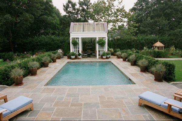 101 Bilder Von Pool Im Garten   Schwimmbad Garten Design Idee Pool