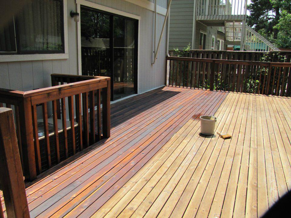 Denver deck refinishing tips deck refinishing wood deck