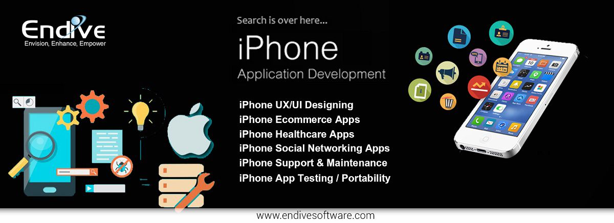Endive Software is the famed name in the best mobile iOS