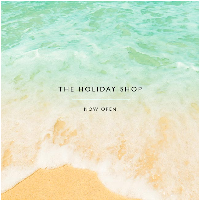 Coggles Holiday Shop