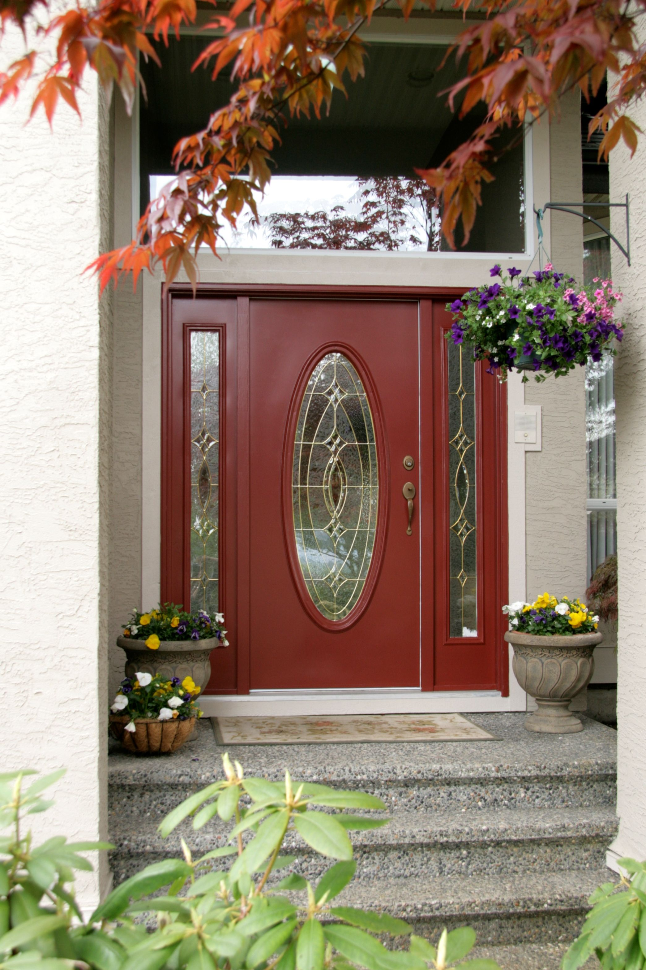 Curb appeal : door stepping - Pezcame.Com