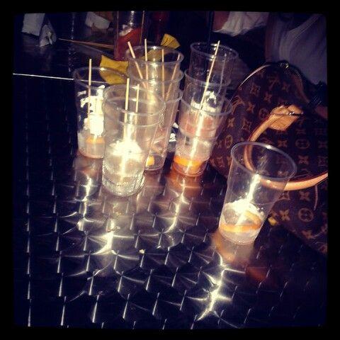 Uni drinks
