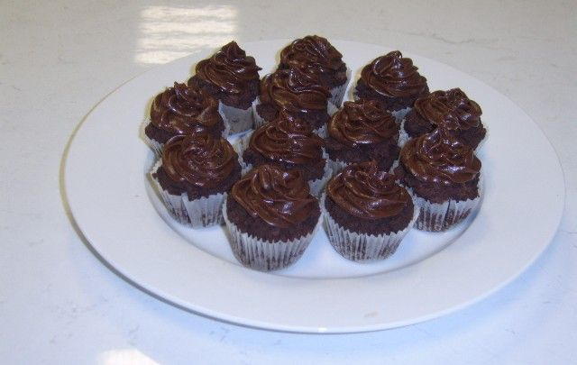 Double Chocolate Cupcakes recipe shared by Sweeter Life Club.