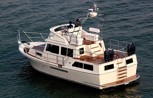 Trailer Able Pocket Trawlers