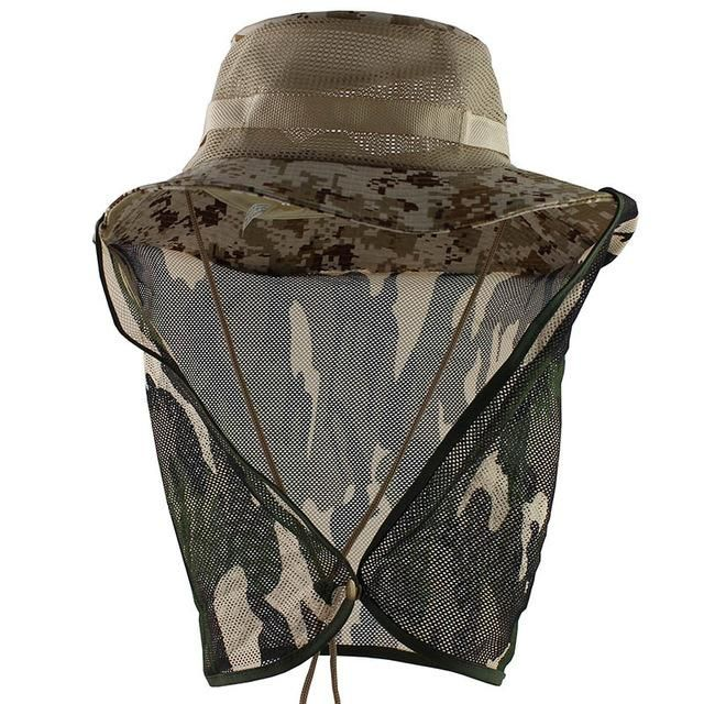 4d930096e5f Breathable Camouflage Boonie Hat With Neck Flap – Choice Camo