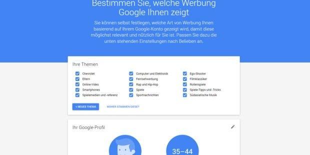 Meine Aktivitäten: Hier verrät Google, was es über Sie weiß - PC-WELT