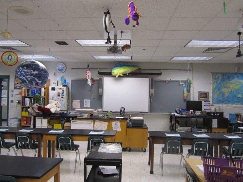 Science Classroom Wall Decoration Ideas For High School Novocom Top