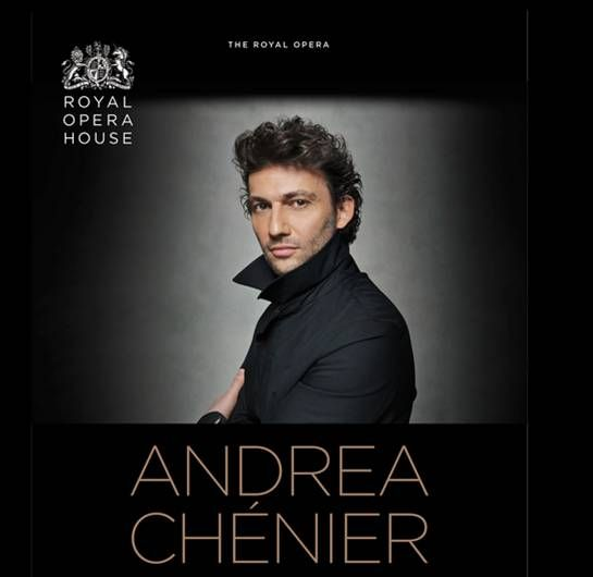 Royal Opera House Andrea Chénier 26 De Marzo ópera House Marzo