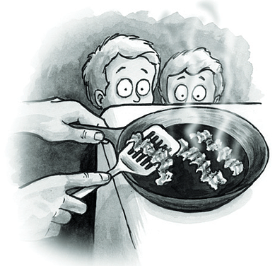 Children are often oblivious to what they are actually eating, but as parents, we must educate them on what food is and where it comes from. In Story 14 of my book, Babe-alicious, I share how I went about this with my boys.  ***Story 14 is #FREE, download it now from http://weekenddad.ca/weekend-dad-stories-free/.  Did you know??? DIET stands for 'Did I Eat That?' #Youarewhatyoueat Download it now http://weekenddad.ca/weekend-dad-stories-free/.
