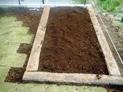 畑 庭 仕切り の画像検索結果 庭 畑 家庭菜園