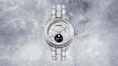 Nos encanta el nuevo anuncio del reloj J12 Moonphase de Chanel. Sobre todo, a nuestra querida compañera Rut Baticón!! Está encantada. Haz clic aquí para verlo!