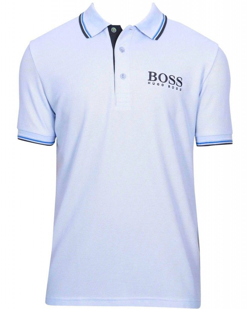 cc95ac2320945 awesome Hugo Boss Polos and Other Men\'s Designer Clothing | Shirts ...