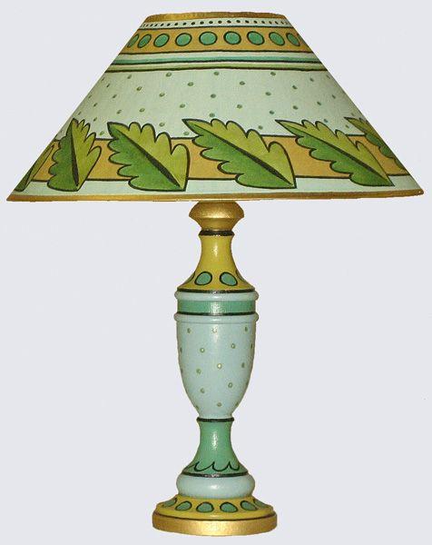 Cressida Bell Lamps Lamp Painting Lamp Shades Boho Furniture