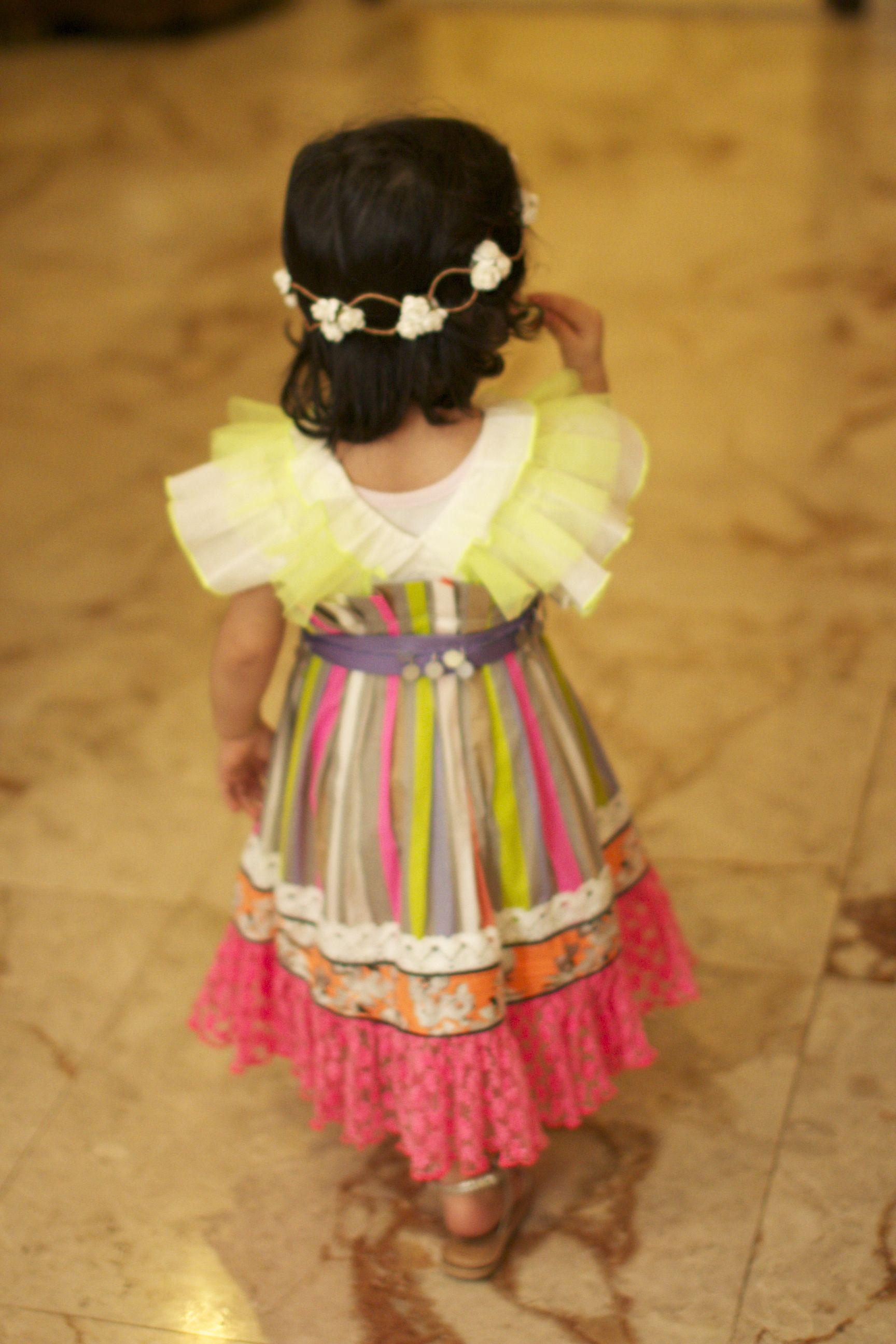 My Baby Girl Wearing Dara A Flower Girl Dresses Girls Wear My Baby Girl