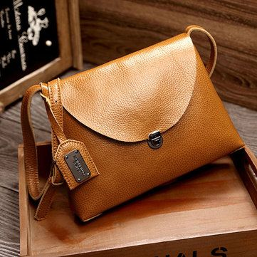 540a0fffe207 Hot-sale designer Women Genuine Leather Tassel Crossbody Bag Shoulder Bag  Online - NewChic Mobile