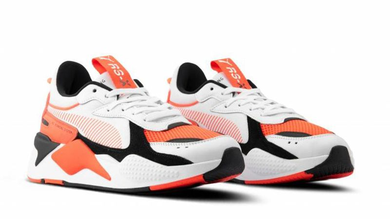 PUMA RS-X Reinvention White Red  bb7d194ce