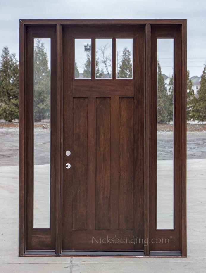 Found On Bing From Www Nicksbuilding Com In 2021 Exterior Doors For Sale Discount Exterior Doors Entry Doors With Glass