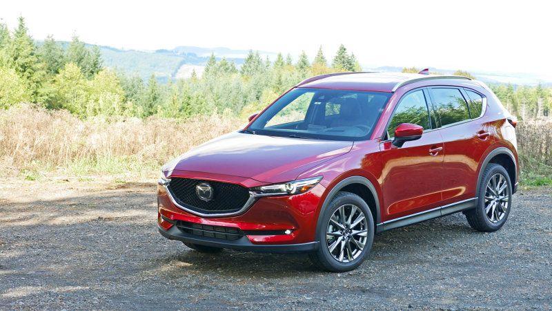 2019 Mazda CX5 Reviews Mazda, Sports sedan, Honda cr