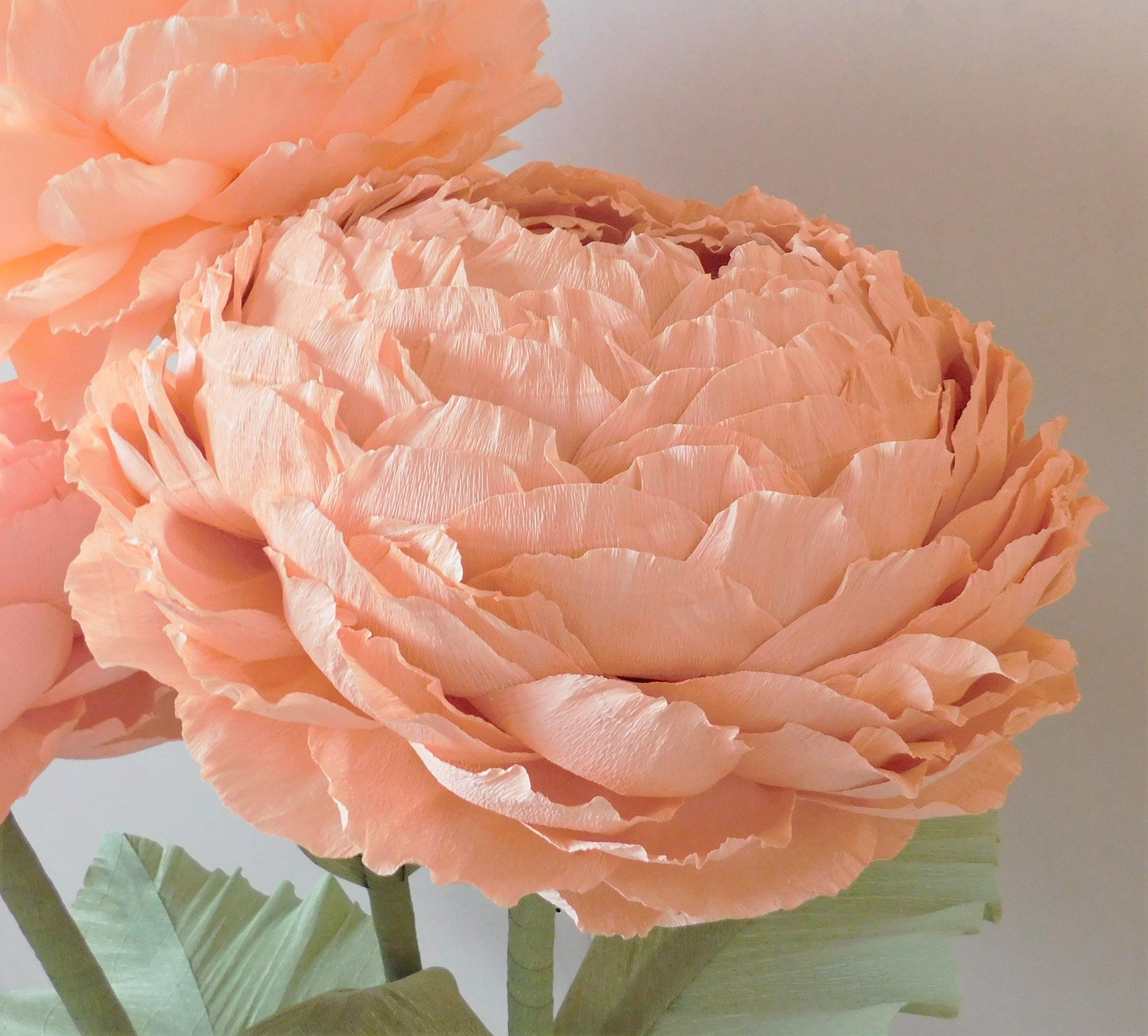 Paper Flower Paper Flowers Flower Decoration Chanel Flowers Kwiaty Chanel Kwiaty Papierowe Kwiaty Z Papieru Dekoracje Decor Paper Flowers Flowers Paper