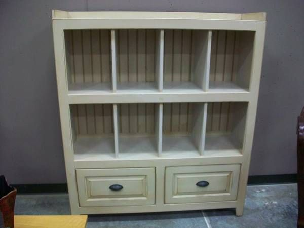 Amish Made Cubbie Cabinet   Perfect For The Mudroom