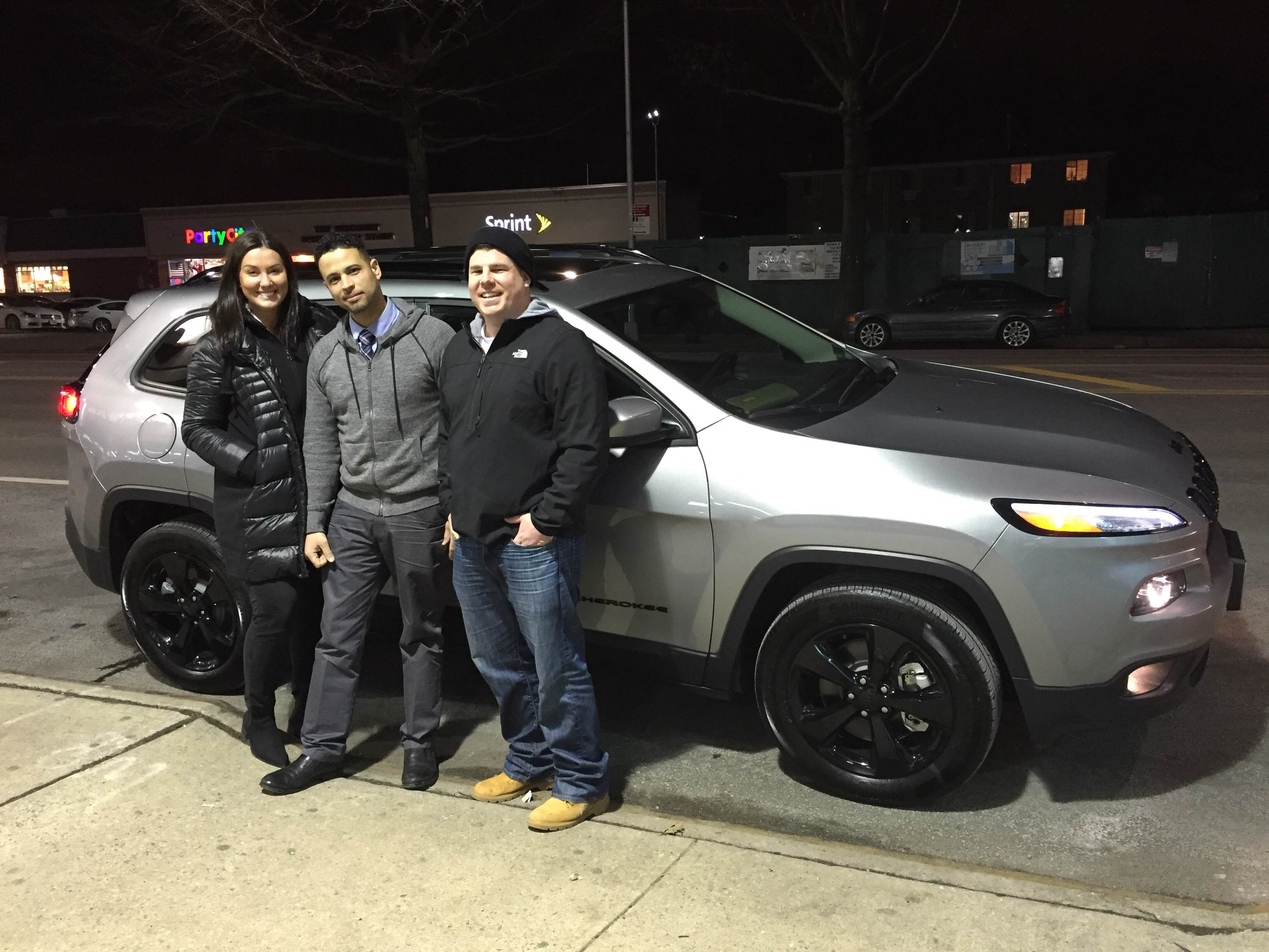 Nice Looking Jeep Cherokee! Thanks For Coming Into Bayside Chrysler Jeep  Dodge!