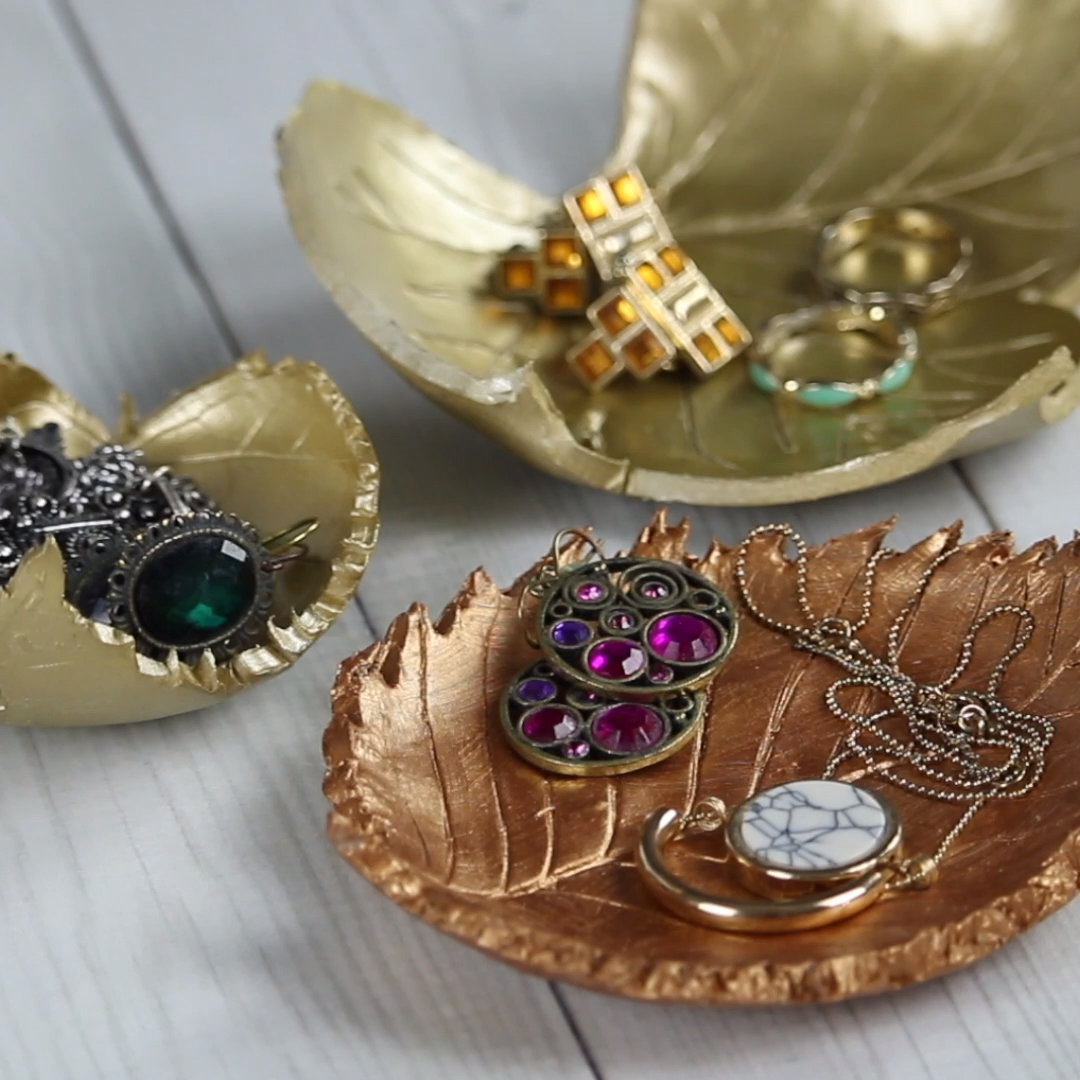 Photo of DIY jewelry bowl