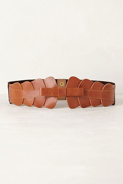 Layered Corset Belt