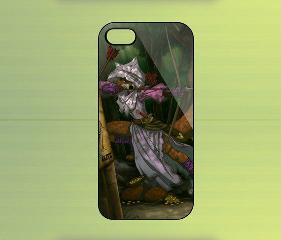 Twisted Princess Maid Marian Case For iPhone 4/4S, iPhone 5/5S/5C, Samsung Galaxy S2/S3/S4, Blackberry Z10